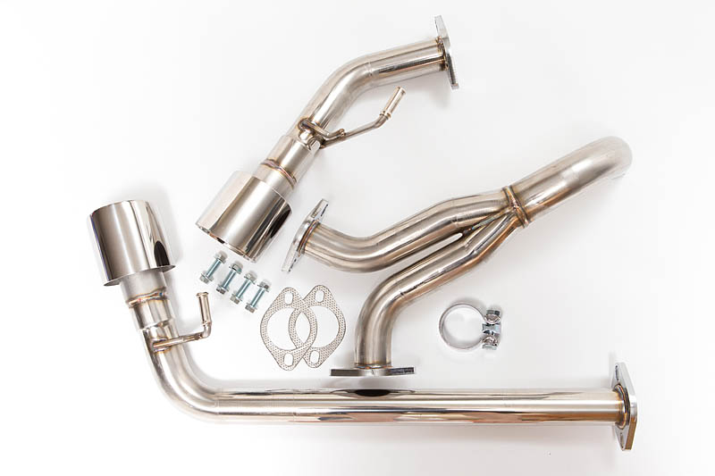 MPX Exhaust Kit