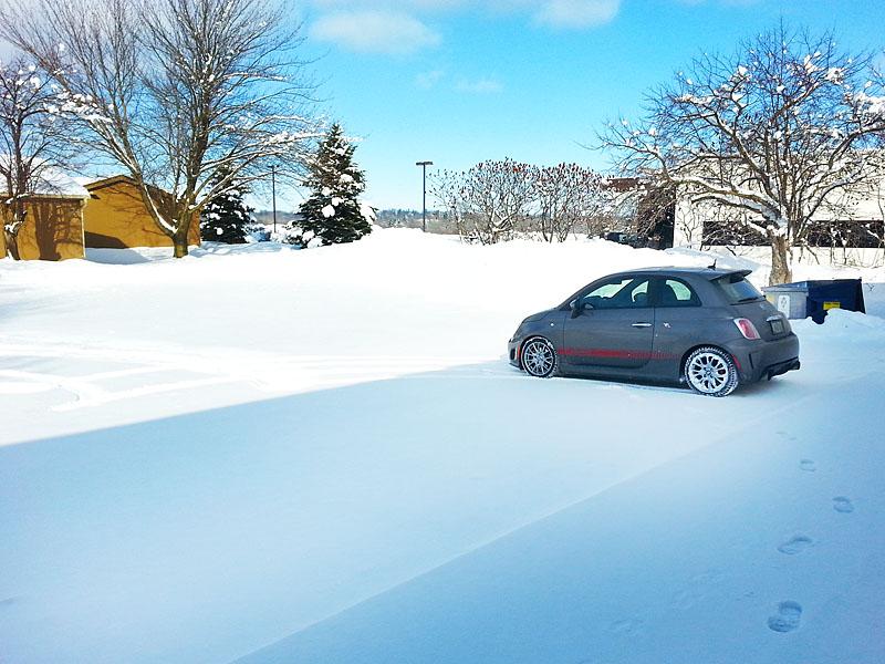 No Mo Snow!
